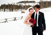 Talvihäät / Winter wonderland weddings