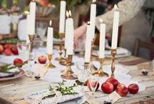 Christmas table > ideas