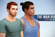 Sims 4 CC / Custom Content for TS4 that I either have or am planning to install. I mostly like maxis-match CC.  On HIATUS, more or less