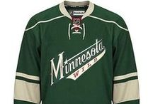 Minnesota Wild / Current & former players/coaches. / by Gary F.