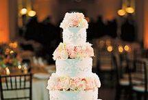 Wedding Cakes / The most beautiful wedding cake creations.