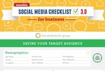 Social media & marketing online