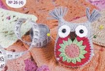 Crochet and knitting - Magazines