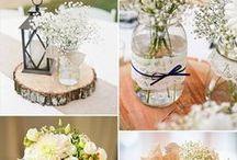 Table Decor ~ Weddings