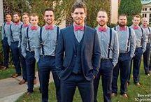 Groomsmen / Everything groomsmen should be