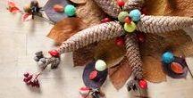 Autumn - DIY / Herbstdeko, Basteln im Herbst, herbstliche DIYs