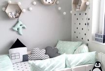 Kids Bedroom > inspiration / My daugther's wishes: work in progress