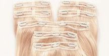 Milk + Blush Hair Extensions / Milk + Blush Grade A Remy Human Hair Extensions