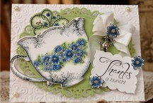 coffee and tea cup cards