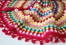 crochet / by Linda Dahl