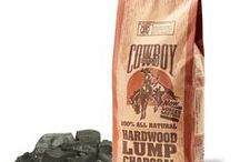 Cowboy Charcoal Products / Our natural barbecue products