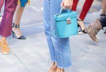 shoes & handbags.