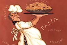 Pasta / by Barbara