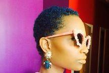 TWA / This board showcases TWA (teeny weeny afro) hairstyles