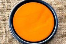 Chalk Paint® Barcelona Orange / Chalk Paint® decorative paint by Annie Sloan
