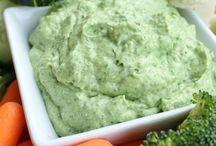 Dips / Salsas y dips