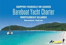 Cumberland Charter Yachts / Boating Holidays in the Whitsundays, Skipper yourself or Guided. Have you ever dreamt of skippering your own bareboat around the wonderful Whitsunday Islands?  Experience star filled nights in tranquil anchorages. Visit secluded bays and explore rainforest covered Islands. Sun yourself on world famous Whitehaven Beach or snorkel the fringing coral of the Great Barrier Reef Marine Park and come face to face with the abundant marine life. Set your own pace and plan your own itinerary.