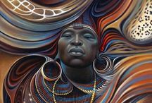 African Art / by Ahmed Ali Moselhi