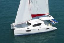 Leopard 38 Mary Ann / Sailing Catamaran perfect for 4 couples or a large family can sleep 10 guests, 2 bathrooms and galley up make this a great vessel for a charter holiday.