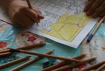 Kleurplaten Egypte / Op deze pagina vind je allerlei leuke  tekenactiviteiten om thuis te doen die te maken hebben met het oude Egypte. Een aantal van deze kleurplaten heeft te maken met Rijksmuseum van Oudheden of voorwerpen die te zien zijn in het museum.
