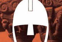 Tijdvak 3: Monniken en Ridders / In Nederland is het examenprogramma van het vak Geschiedenis verdeeld in tien tijdvakken. De collectie van het Rijksmuseum van Oudheden sluit aan bij de eerste vier tijdvakken van het eindexamen. Tijdvak 3 omvat de Vroege Middeleeuwen. Als u op één van de afbeeldingen klikt, wordt u doorverwezen naar de collectie database van het Rijksmuseum van Oudheden. Hier vindt u topstukken uit de museumcollectie en aanvullende informatie die u in uw lessen kunt gebruiken.