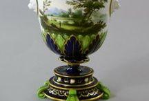 ** Porcelán • vázy **