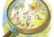 Museumdocenten in de klas / Wilt u een onvergetelijke geschiedenisles voor uw leerlingen? Is Leiden voor uw school te ver weg? Dan komt het Rijksmuseum van Oudheden naar u toe! Het museum biedt lessen die aansluiten bij de tijdvakken Jagers en boeren, Grieken en Romeinen, Monniken en ridders en Steden en staten. Alle lessen sluiten aan bij de kerndoelen. De Museumles kan een introductie zijn op een nieuw tijdvak, een onderdeel van een projectweek of een aanvulling op uw eigen lessen.