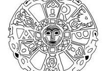 Kleurplaten Middeleeuwen / Op deze pagina vind je allerlei leuke tekenactiviteiten om thuis te doen die te maken hebben met de Middeleeuwen. Een aantal van deze kleurplaten hebben te maken met Rijksmuseum van Oudheden of voorwerpen die te zien zijn in het museum.