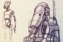 Android & Robots