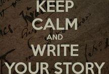 Writing / Transcribing