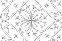 Classy Coloring Pages