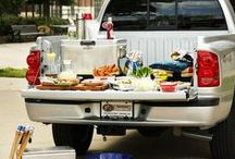 Tailgating Essentials / by Cowboy Charcoal