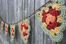 Crochet/Buntings and Garlands