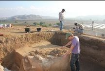 Excavations RMO / The National Museum of Antiquities  often sends out excavation teams to excavate ancient sites.