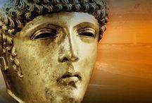 Romeinse kust / De tentoonstelling Romeinse kust gaat over het leven aan de Nederlandse kust in de Romeinse tijd. U komt meer te weten over handel en scheepvaart, de militaire organisatie van de kustverdediging, religie en wonen bij zee.