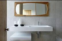 Banheiros / Idéias de decoração para banheiros!