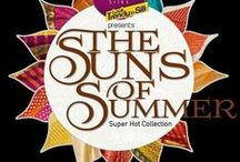 Suns of Summer / Sizzling collections to beat the heat! Available only at store : Anna Nagar, Mylapore,Pondy Bazar