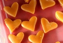Caramel Love / Caramel and caramel sweets, and puddings, desserts or cakes with yummy caramel!