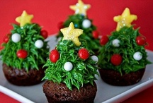 Edible Christmas Treats / Delicious treats to eat at Christmas time. Get ideas or be inspired by these images of yummy edible Christmas treats.