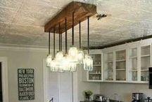 Modern/Rustic Kitchen
