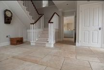 Stoneworld Interior Flooring for the Home / We invite you to Stoneworld, The Gallery, in Thame where our range of beautiful Natural Stone floor coverings is on display.  Lots to see and inspire you.