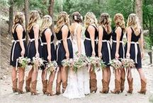 Wedding stuff~ / Anything I want for my future wedding  / by Marlee Bowser