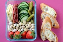 Eat Smart / Alternatives to junk food that you'll still want to eat! Including lots of snacks for kids and gluten-free options.