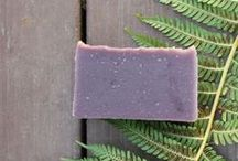 Our Soaps / A place to showcase our organic hand-made fairtrade soaps.