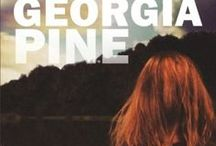 GEORGIA PINE / Immersed in the land of Georgia Pine. The mysterious, ethereal cover image shaped the divine character I see in my imagination so vividly. Georgia Pine the sequel to The Vast Landscape. Harrison's raw, honest, emotional journey carries on.