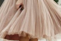 Like a princess / All about tulle