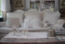 Shabby chic and other passion...
