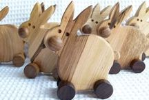 Easter: Fair Trade Edition / Inspiration on ways to make your Easter fair trade, natural, and eco friendly.