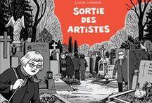 Books / My comics books and book illustrations