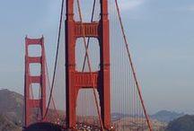 CALIFORNIA! / by Lee Talbott